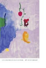 Eve, 1995 by Helen Frankenthaler Art Print 1995 Limited Edition Serigraph 48x30