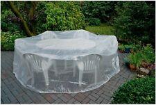 Regen-schutzhaube für runde Sitzgruppen 320x93 Cm 79274