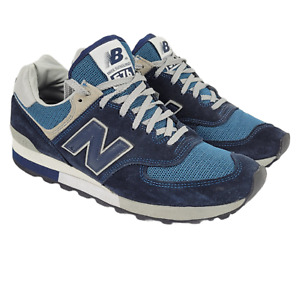 New Balance 576 Blue Sneakers for Men for Sale   Authenticity ...