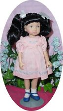 "Monique Doll Wig 5/6 fits 10"" Tuesdays Child Boneka dolls, others, Synthetic"