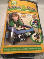 Star Kids - Snack & Play Travel Tray - Car Booster Seat Accessory