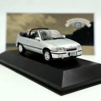 1:43 IXO Chevrolet Kadett GSI Conversivel 1992 Diecast Edition