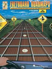 Fred Sokolow: Fretboard Roadmaps: Instructional DVD For Guitar HL320325