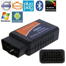 OBD II 2 EOBD VEHICLE CAR AUTO DIAGNOSTIC FAULT CODE SCANNER TESTER SCAN TOOL