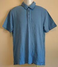 Jasper Conran Polo Shirt Medium Blue BNWT