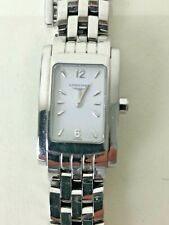 Longines Dolce Vita Steel Women's Quartz Wristwatch + Longines Presentation Case