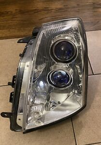 2006-2011  Cadillac STS driver side headlight