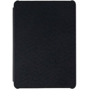 Kindle Paperwhite Leather Cover (10th Generation-2018) - Black leather