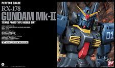 Bandai Brand New Nib 1/60 Perfect Grade Pg Gundam Mk-Ii Titans [Can Ship Usa]