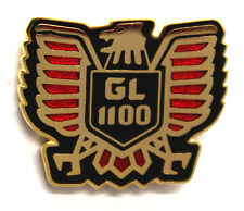 Honda Goldwing GL1100 Motorcycle Enamel Collectors Pin Badge from Fat Skeleton
