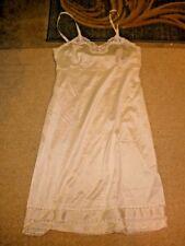 Vintage Adonna Jcpenney Full Slip White Size 36