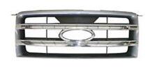 Ford Ranger Pickup 2.5TD/3.0TD Front Radiator Grille Black & Chrome 2/06-11/08