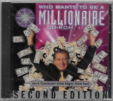 Who Wants to Be a Millionaire CD-ROM: 2nd Edition Windows/Mac 2000
