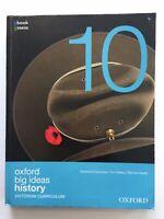 Oxford Big Ideas History 10 Victorian Curriculum Student Book obook assess