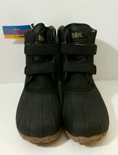 TOTES CHROMATICS BOOTS THERMOLITE INSOLE  MENS SZ 10W NEW