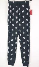 Disney Star Wars Storm Trooper Jogger PJ's Pants Black Pajama Bottoms Size Small