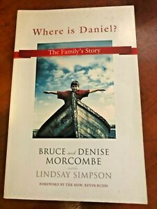 Where is Daniel? by Bruce Morcombe, Denise Morcombe (Paperback, 2014)