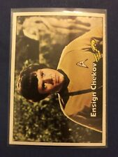 Star Trek Captain's Log 1976 Topps Card #24