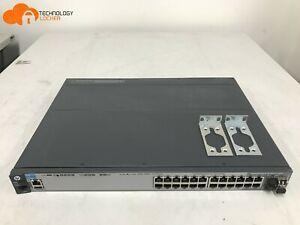 HP ProCurve J9726A 2920-24G Switch 24 Ports Gigabit Rack Mount J9733A Stacking