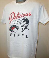 Delicious Vinyl Camiseta Hip Hop Rap Etiqueta de música joven Mc Pharcyde Tone Loc V314