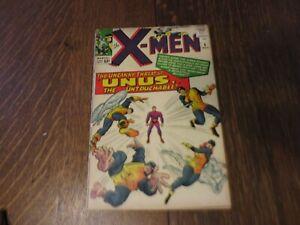 The X-Men no. 8 (1964) Unus