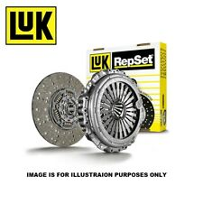 LUK 3 Piece Clutch Kit Fit with Ford Fiesta 619306333