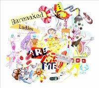 Barenaked Ladies Are Me [Digipak] by Barenaked Ladies Brand New CD