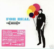 The Heights - For Real - Japan Only CD+VIDEO - NEW