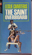 Leslie Charteris The Saint Overboard   1963