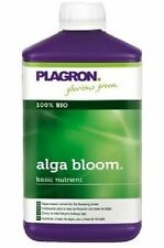 Plagron Alga Bloom 1l Bio Fertilizante Flor Algas Abono Líquido Interior GROW