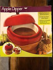 ChocoMaker Chocomaker Caramel Apple Dipper Fondue New