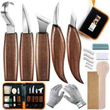 Wood Carving Knives Small Sculpture Knife Tool Set FULL SET OF CARVING TOOLS