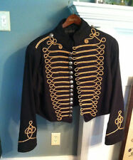 British Artillery Officer Coat, Steam-Punk, Halloween, Theatre Costume