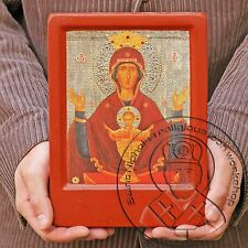 Inexhaustible Cup Icon Russian Virgin Mary Icon orthodox byzantine religious