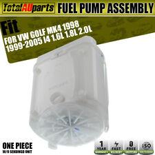 Power Fuel Pump Assembly for Volkswagen Golf MK4 I4 1.6L 1.8L 2.0L 1998-2005