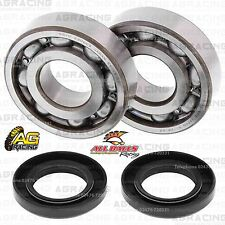 All Balls Crank Shaft Mains Bearings & Seals Kit For Kawasaki KX 500 1989
