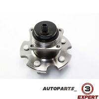 Wheel Bearing and Hub Assembly Rear Left or Right for 2009 Pontiac Vibe GT FWD