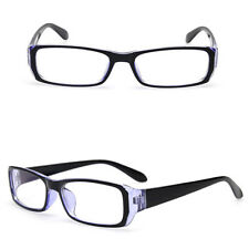 Retro Optical Glasses Eyeglass Frame Men Women Nerd Vintage Spectacles Len Clear