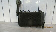 kawasaki zzr600 radiator and fan complete