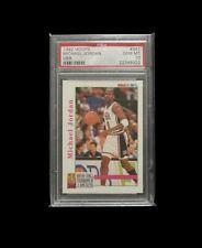 1992-93 NBA Hoops Michael Jordan #341 PSA 10 HOF