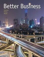 Better Business by Kendall Martin, Michael R. Solomon and Mary Anne Poatsy (201…