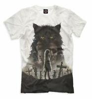 Pet Sematary t-shirt 1989 horror film Stephen King's 1983 novel