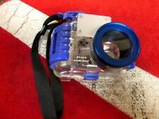 SCUBA DIVING PRE-OWNED OLYMPUS PT-010 UNDERWAER CAMERA HOUSING EXCELLENT!