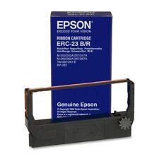 Epson (ERC-23BR) Black/Red Ribbon Cartridge