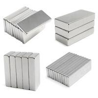 30 x10x 2mm Neu 10 x N50 Starke Magnete Seltene Block Quader Neodym Magnete