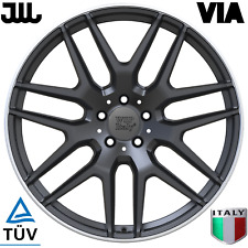 Mercedes Benz GLE COUPE wheels rims 21 inch 21x10 ET46 and ET28 FLOW FORMING