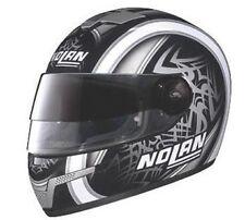 Nolan N-84 Tiger VPS Full Face Helmet Black / Silver XS 53-54 cm - Made in Italy