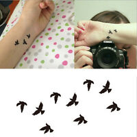 New Temporary Tattoo Stickers Temporary Body Art Waterproof Pattern SL