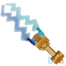 Lego Ninjago Ninja Gold Golden THUNDER BOLT Blue Garmadon Minifigure Weapon 2256