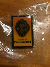 Disney Festival Of The Lion King Cast Pin New In Package